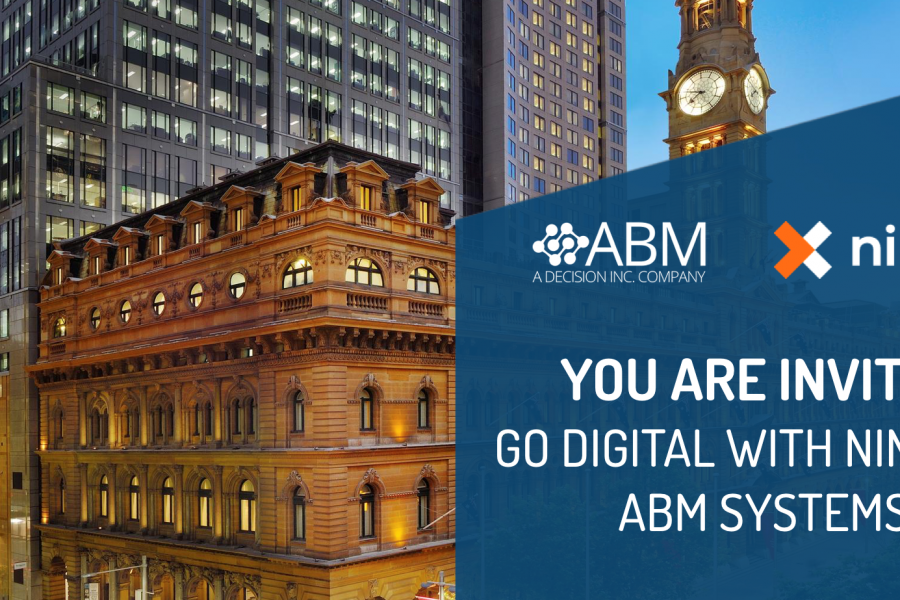 18 FEBRUARY 2019: Why and how to go digital with Nintex and ABM Systems