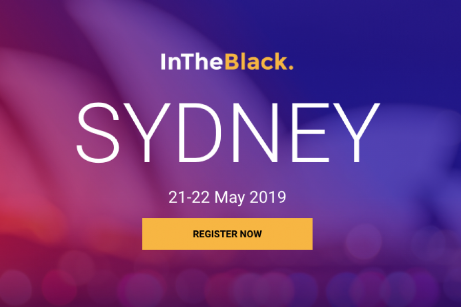 21-22 APRIL 2019: InTheBlack by BlackLine: The Accounting & Finance Innovation Summit you can't miss.