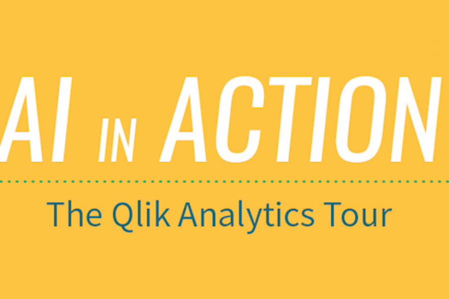 AI in ACTION: The Qlik Analytics Tour, Sydney