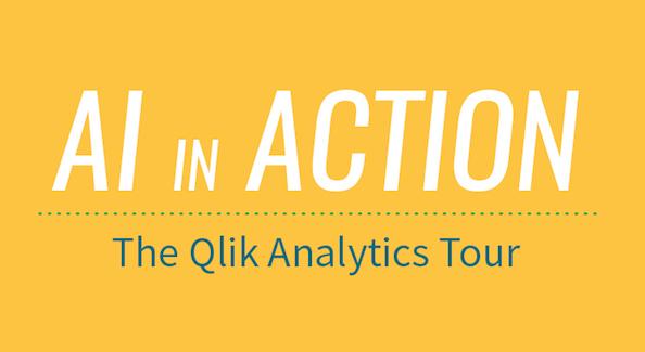 5 JUNE 2019: AI in ACTION: The Qlik Analytics Tour, Sydney