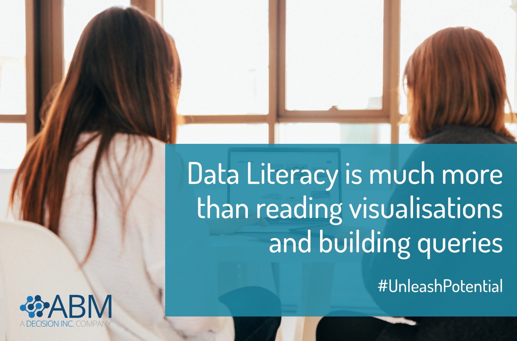 Data Literacy is much more than reading visualisations and building queries