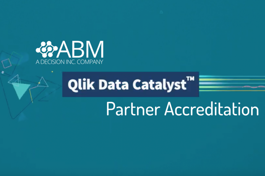 ABM Systems Qlik Data Catalyst Partner Accreditation