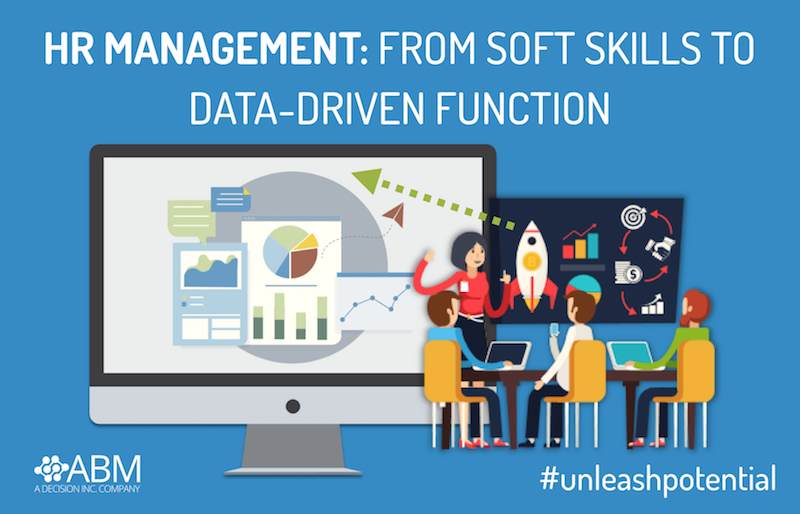 HR MANAGEMENT: FROM SOFT SKILLS TO DATA-DRIVEN FUNCTION 