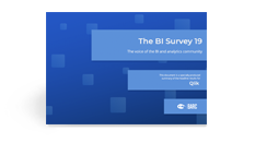 BARC's The BI Survey 19: Qlik Highlights
