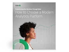 EVALUATION GUIDE: How to Choose a Modern Analytics Platform