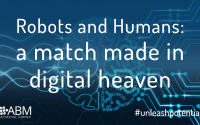 Robots and Humans: a match made in digital heaven