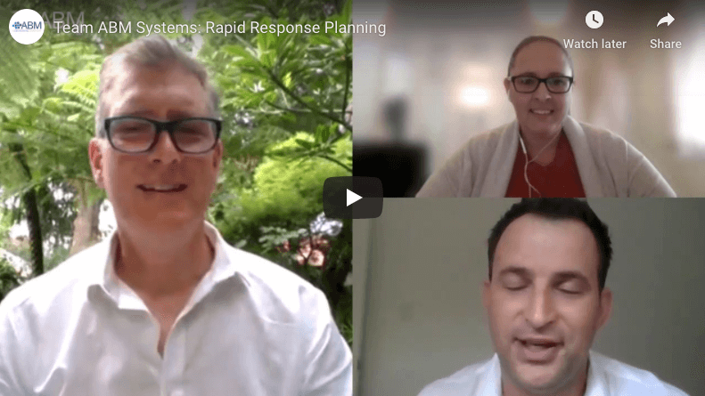Team ABM Systems: Rapid Response Planning