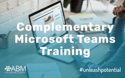 Virtual Training: Complimentary Microsoft Teams Training