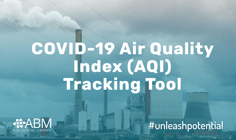 COVID-19 Air Quality Index (AQI) Tracking Tool