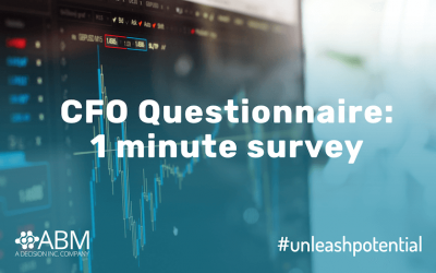 CFO Questionnaire: 1 minute survey