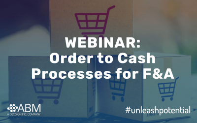 Webinar: Order to Cash Processes for F&A :: 07 May 2020